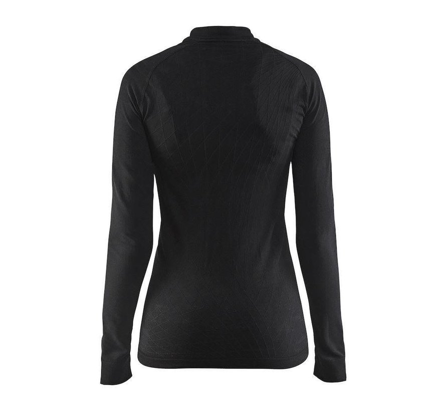 Craft Active Intensity Longsleeve Shirt Schwarz Damen