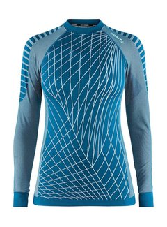 Craft Craft Active Intensity Longsleeve Shirt Blue Ladies