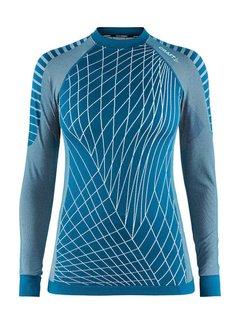 Craft Craft Active Intensity Longsleeve Shirt Blue Ladies