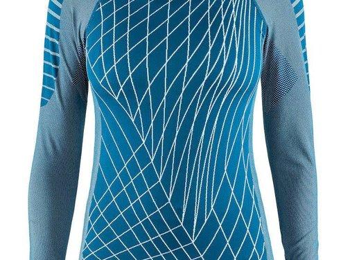 Craft Craft Active Intensity Longsleeve Shirt Blauw Dames