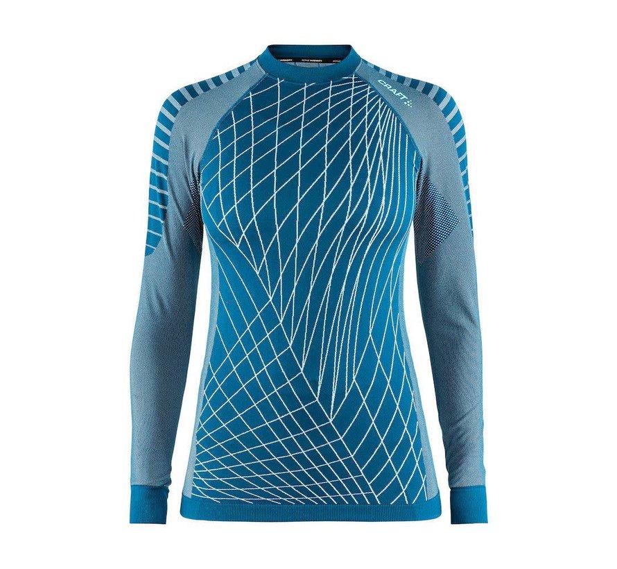 Craft Active Intensity Longsleeve Shirt Blue Ladies