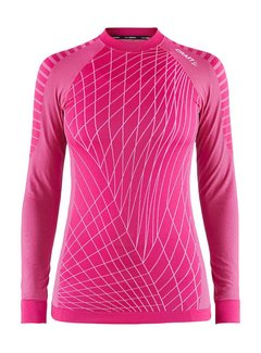 Craft Craft Active Intensity Longsleeve Shirt Roze Dames