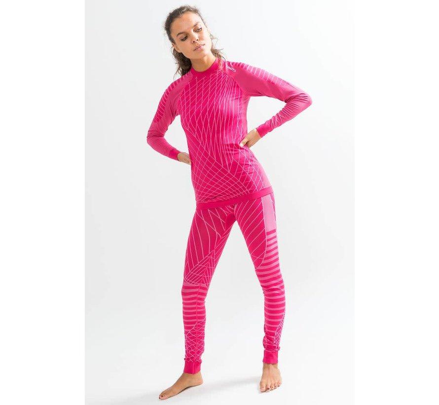 Craft Active Intensity Longsleeve Shirt Pink Ladies