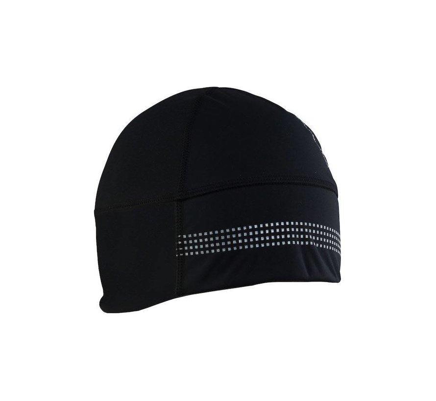 Craft Shelter Hat 2.0 Schwarz Wintermütze