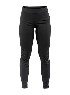 Craft Craft Urban Run Thermal Wind Running Light Dames Zwart