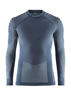 Craft Craft Active Intensity Longsleeve Thermal Shirt Blue Gray Men