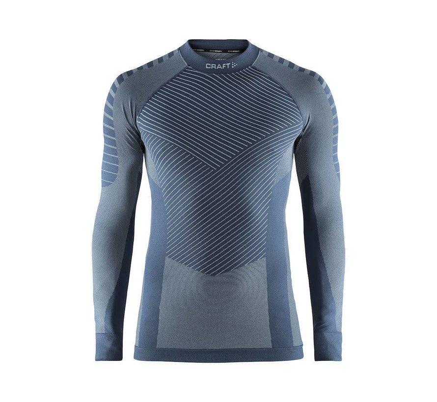 Craft Active Intensity Longsleeve Thermal Shirt Blue Gray Men