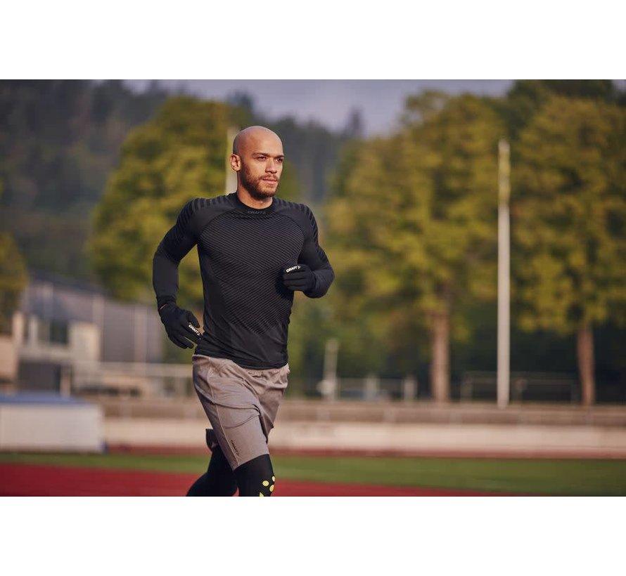 Craft Active Intensity Longsleeve Thermoshirt Black Gray Men