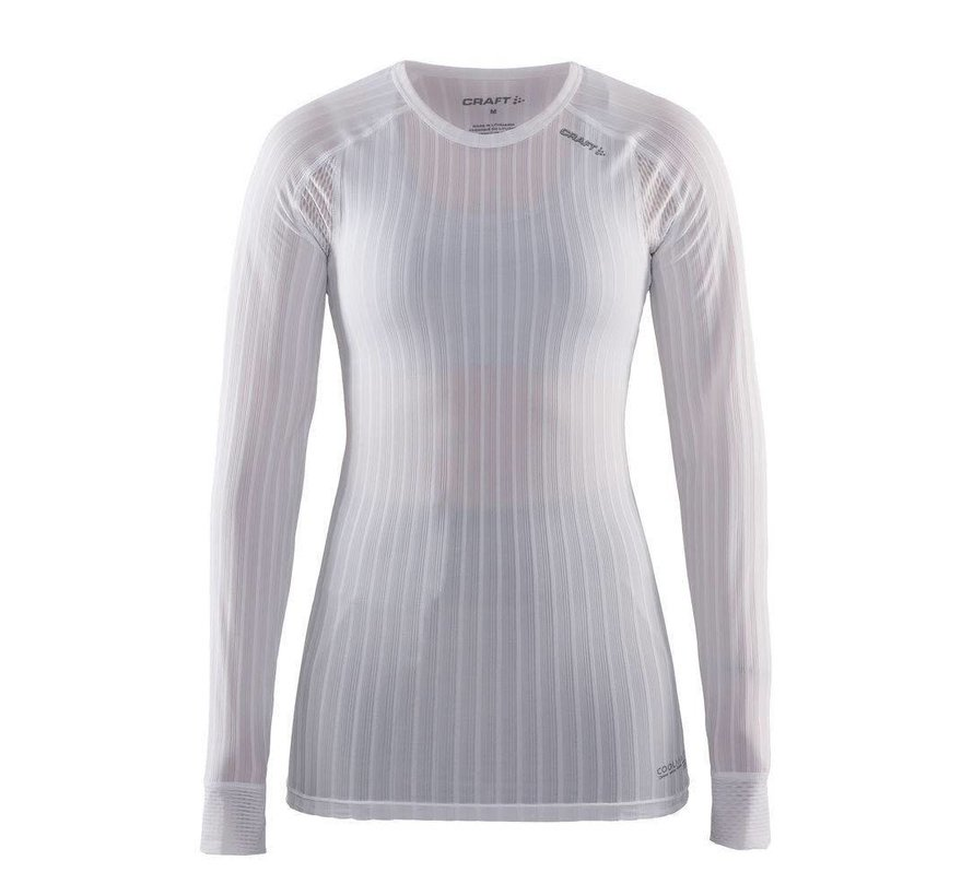 Craft Active Extreme 2.0 Longsleeve Thermal Shirt White Ladies