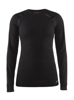 Craft Craft Active Extreme 2.0 Longsleeve Thermal shirt Black Women
