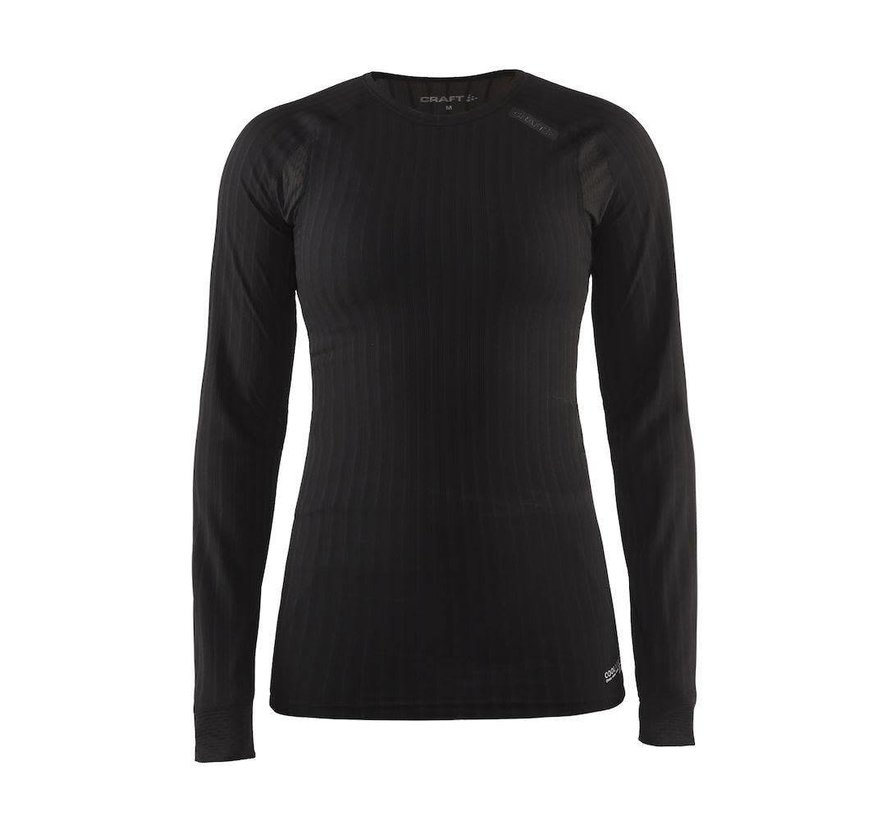 Craft Active Extreme 2.0 Longsleeve Thermal Shirt Schwarz Damen