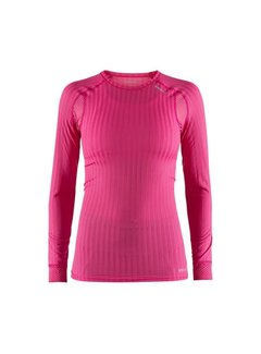 Craft Craft Active Extreme 2.0 Langarm Thermal Shirt Pink Damen