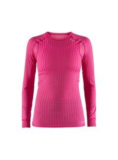 Craft Craft Active Extreme 2.0 Long Sleeve Thermal Shirt Pink Ladies