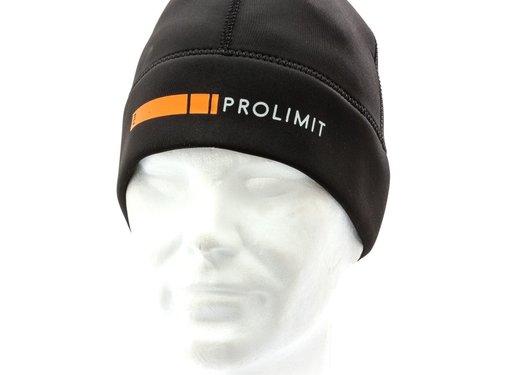 Prolimit Prolimit Neopren Beanie DL Schwarz / Orange