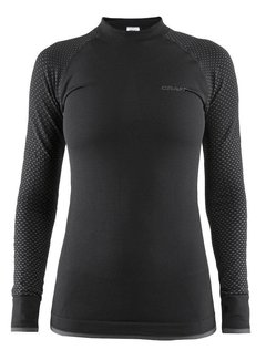 Craft Craft Warm Intensity Longsleeve Shirt Schwarz Damen