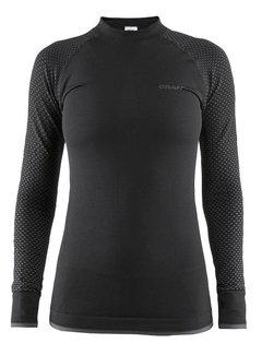Craft Craft Warm Intensity Longsleeve Shirt Zwart Dames