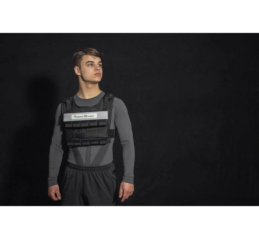 PowerXvest 10 kilo Weight vest