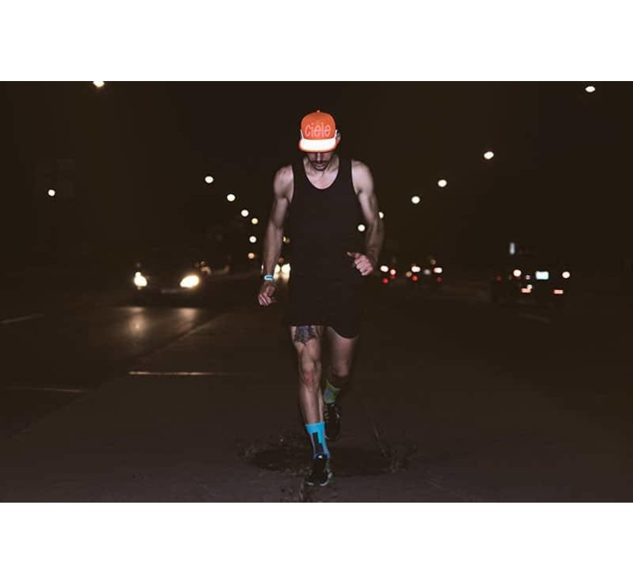 "Ciele Athletics TRLCap - Laser ""NightRight"" Red Rocks"