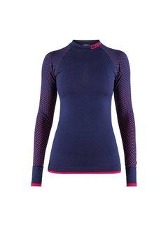 Craft Craft Warm Intensity Longsleeve Shirt Damen Lila