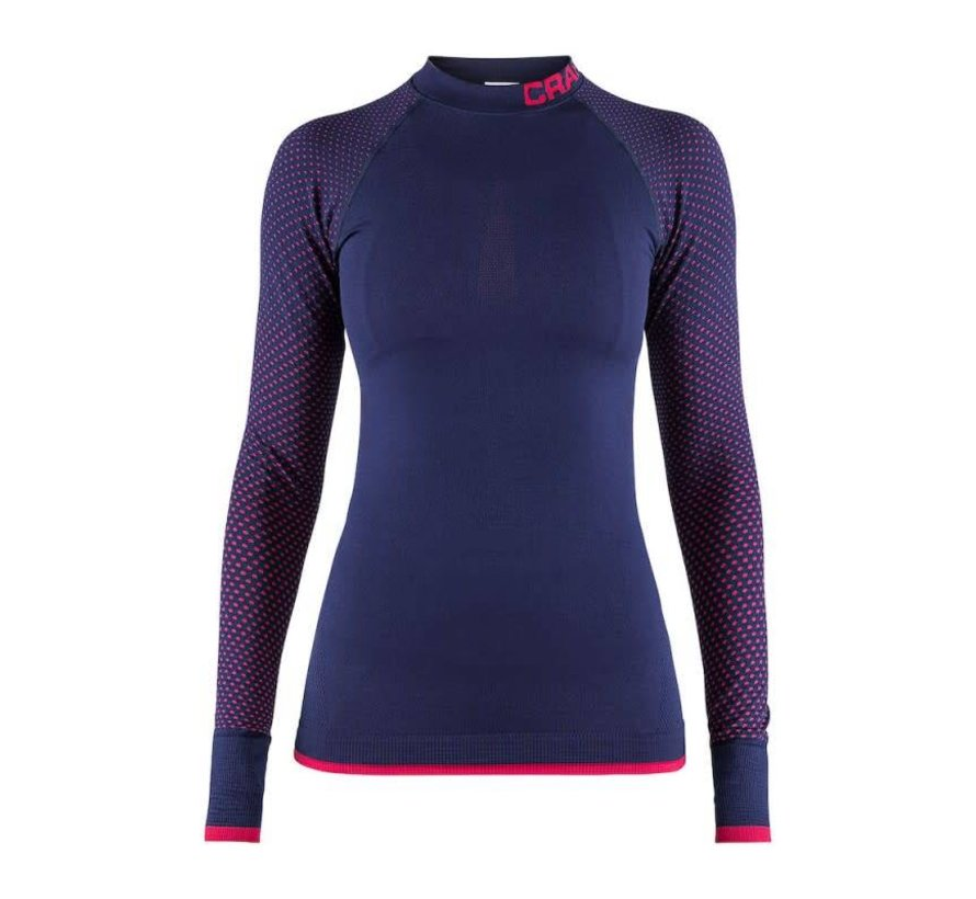 Craft Warm Intensity Longsleeve Shirt Ladies Purple
