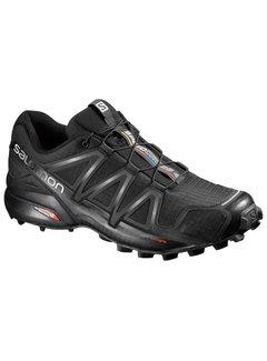 Salomon Salomon Speedcross 4 Wide Trailrun Shoe Black