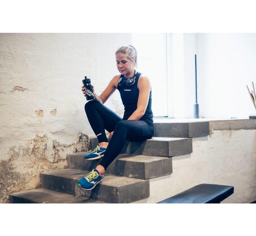Fusion C3+ Training Tight Dames Zwart