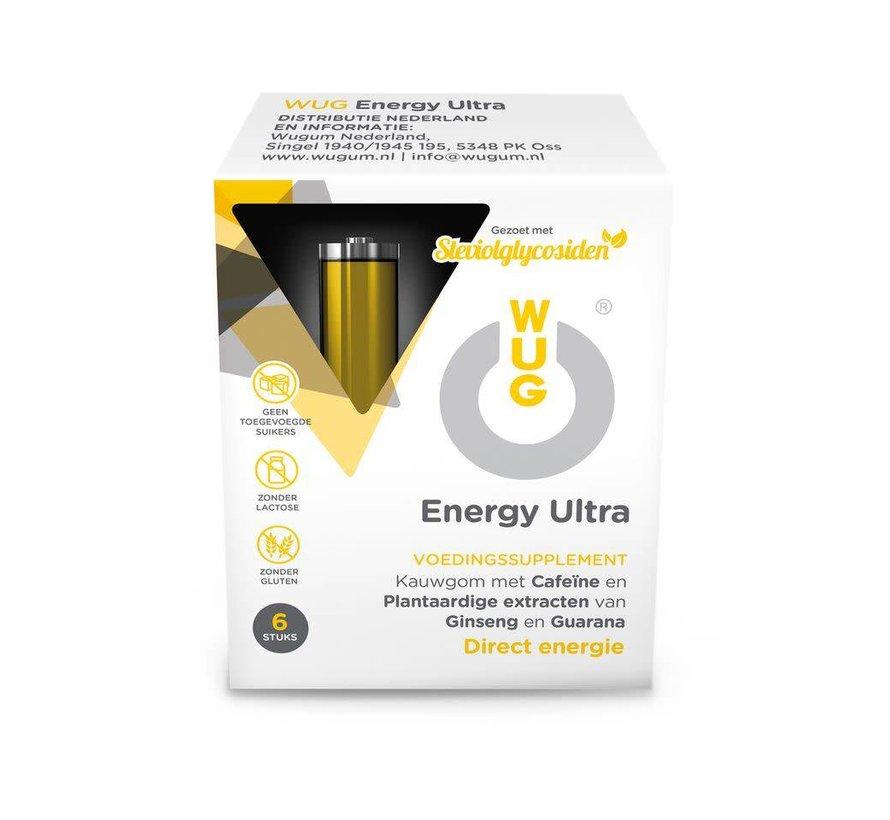 Wugum Energy Ultra (6 stuks)
