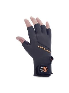 Prolimit Prolimit Shortfinger Handschuhe Mesh Schwarz