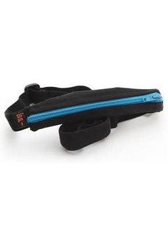SPIbelt SPIBelt Original Running Belt Black / Turquiose