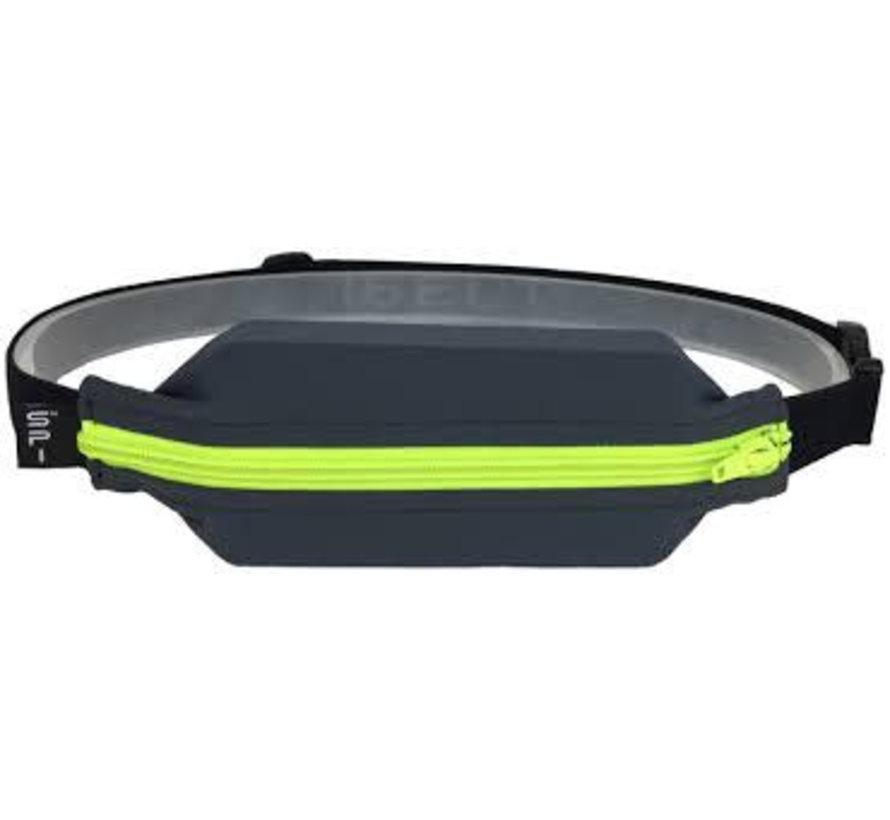 SPIBelt Original Running Belt Black / Lime