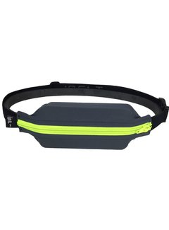 SPIbelt SPIBelt Original Running Belt Black / Lime