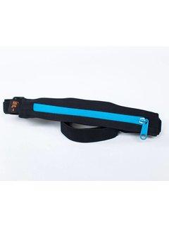 SPIbelt SPIBelt Performance Running Belt Schwarz / Blau