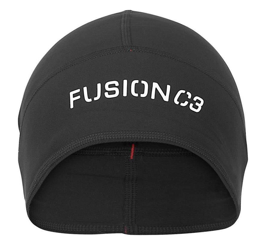 Fusion C3 Mütze Schwarz