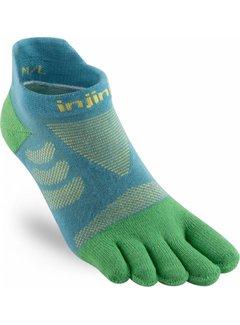 Injinji Injinji Ultra Run No-Show Toe Socks Marina Ladies