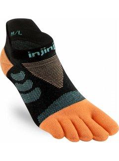 Injinji Injinji Ultra Run No-Show Toe Socks Tide Ladies