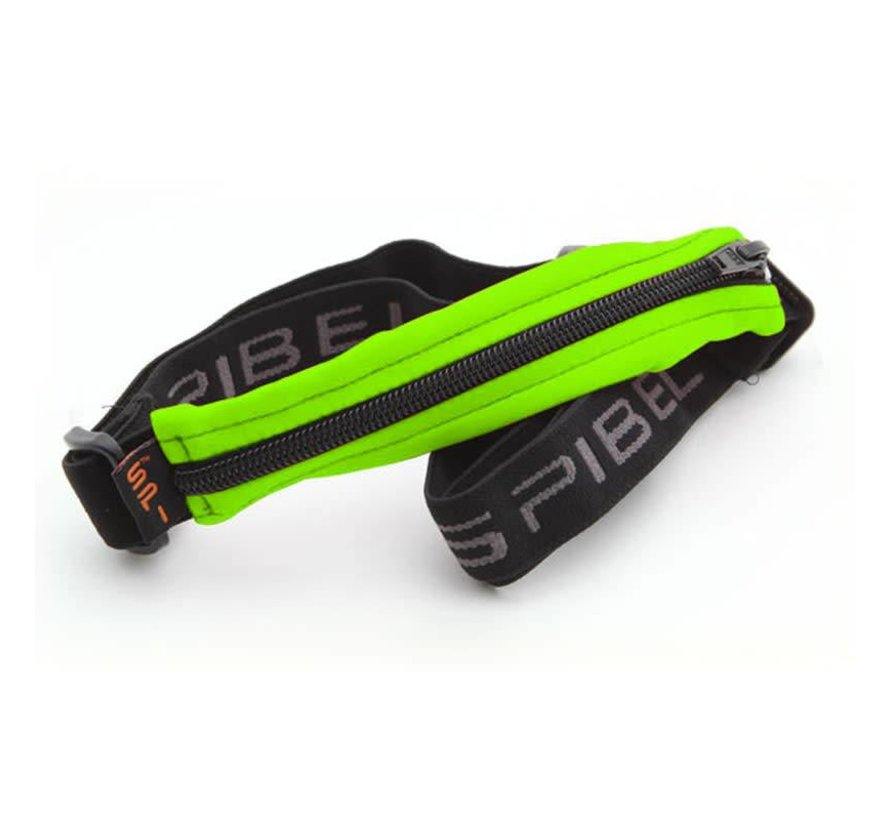SPIBelt Original Running Belt Lime