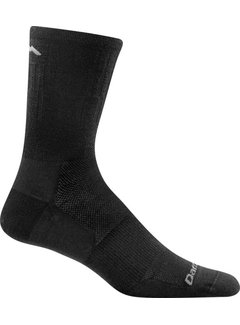 Darn Tough Darn Tough Breakaway Micro Crew Ultra-Light Black Sports Socks