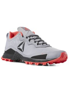 Reebok Reebok Craze Obstacle Run Shoe Gray / Black / Red Men