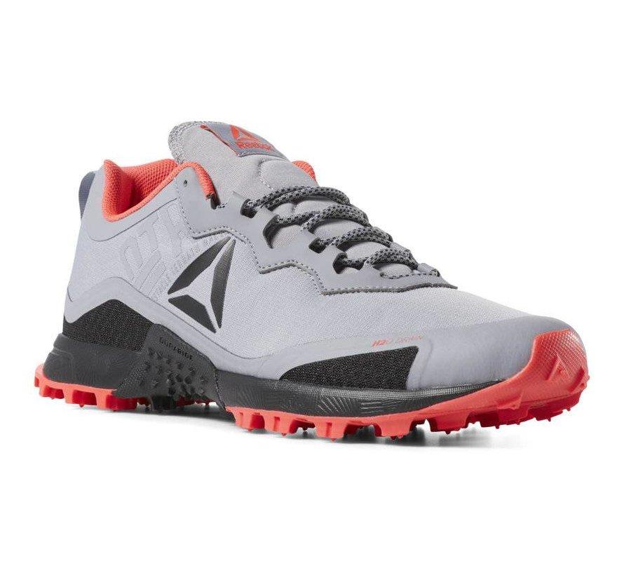 1a948eea7e4 Reebok Craze Obstacle Run Shoe Gray   Black   Red Men