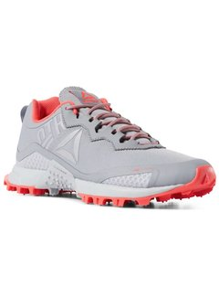 Reebok Reebok Craze Obstacle Run Schuh Grau / Rot Damen
