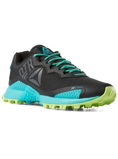 Reebok Reebok All Terrain Craze Obstacle Run Shoe Black / Blue Ladies