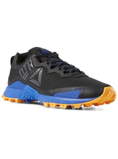Reebok Reebok All Terrain Craze Obstacle Run Shoe Black / Blue / Orange Men