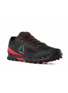 Reebok Reebok All Terrain Super 3.0 Obstacle Run Shoe Black / Red