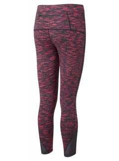 Ron Hill Ron Hill Infinity Tight Running Tight Ladies Dark Gray / Pink