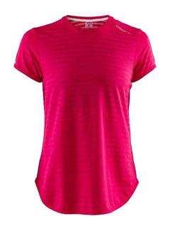 Craft Craft Breakaway Two Hardloopshirt Dames Roze