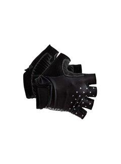 Craft Craft Go Glove Sporthandschuhe Schwarz / Weiß