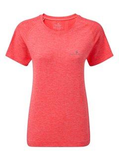 Ron Hill Ron Hill Infinity Marathon Shirt Running Shirt Ladies Pink