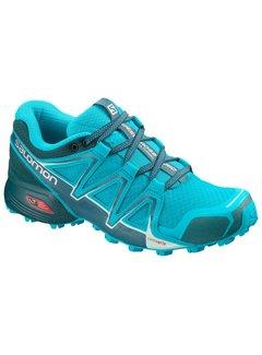 Salomon Salomon Speedcross Vario 2 Trailrun Shoe Women Lightblue