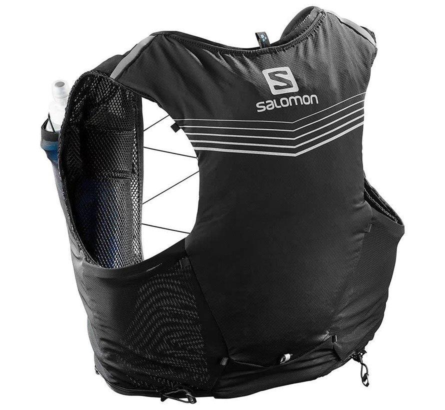 Salomon ADV Skin 5 Set Racevest Zwart