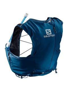 Salomon Salomon ADV Skin 8 Set Racevest Blauw Dames